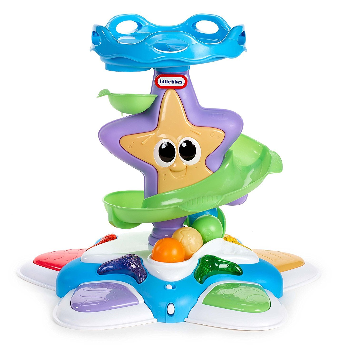 Little Tikes Lil' Ocean Explorers - Stand 'n Dance Starfish [並行輸入品]   B06XVPBSRV