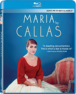 Maria By Callas [Blu-ray]