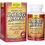 Natural Balance (Formerly known as Trimedica) Long Jack PowerMax 200, 60 Vcap