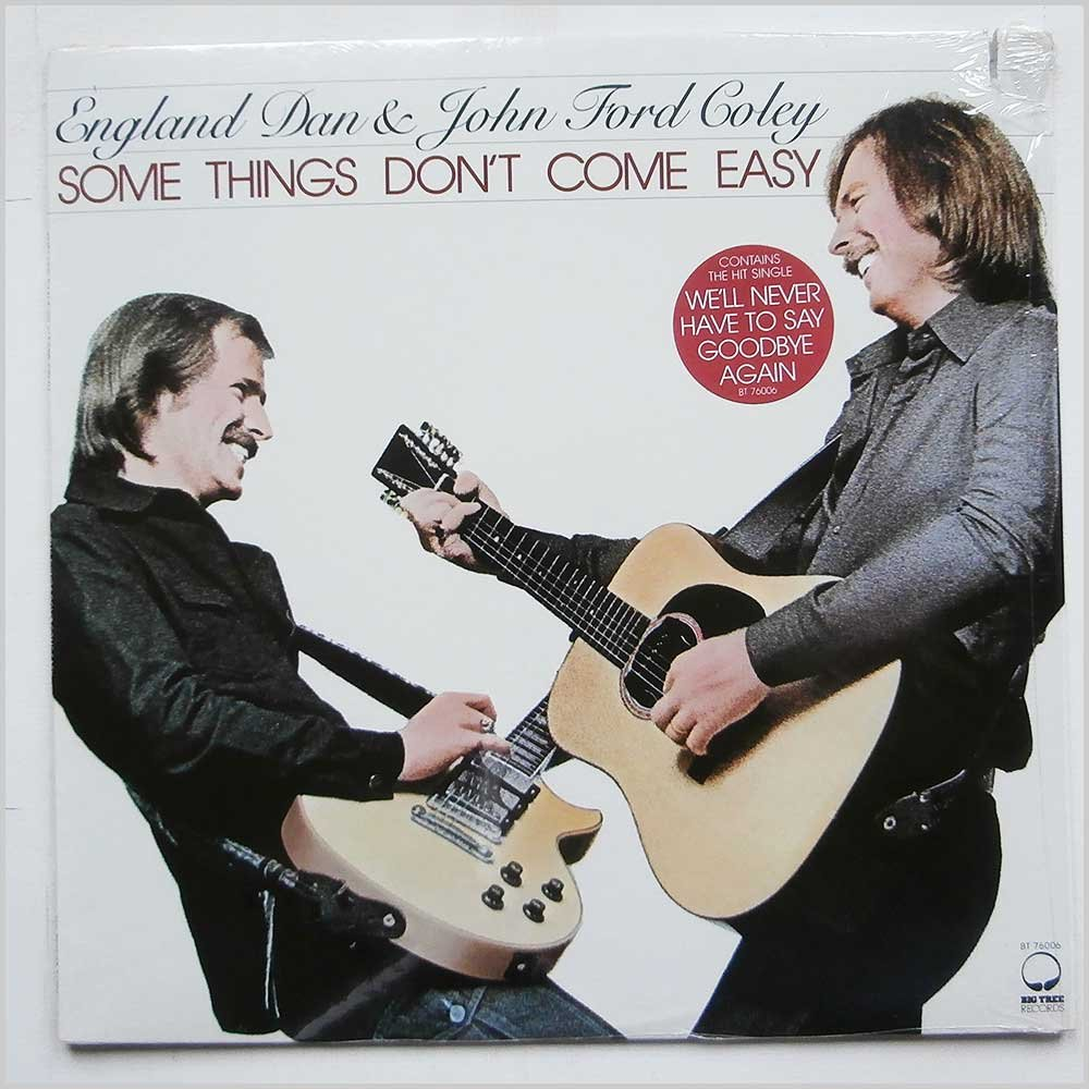 Some Things Don't Come Easy [LP]