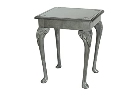 High Street Design OccasionalCoffeeSide Table With Queen Anne Legs - 17 inch high coffee table