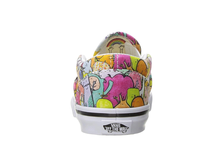 Vans Kids' Classic Slip-on Core (Toddler) B01ICIR8TW 8 M US Toddler|Dallas/True White