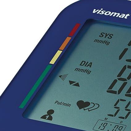 visomat Vision Cardio - Tensiómetro de brazo Digital: Amazon.es: Salud y cuidado personal