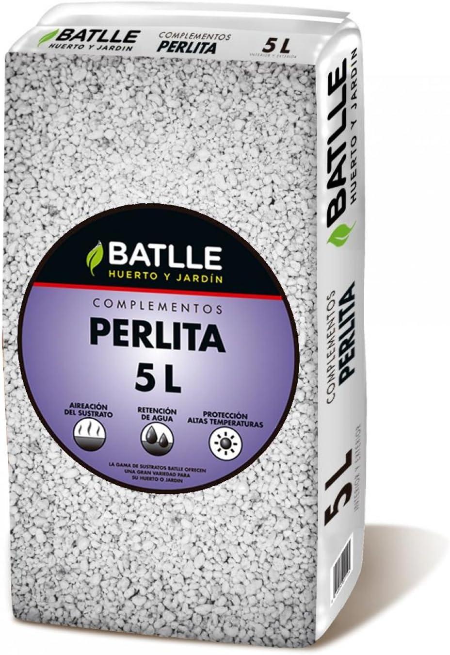 Sustratos - Sustrato Perlita 5L - Batlle