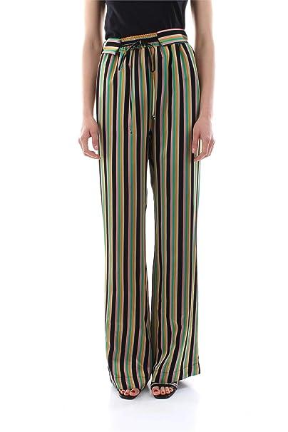1bfad6f2a7 Pinko Giorgia Pantaloni Donna: MainApps: Amazon.it: Abbigliamento