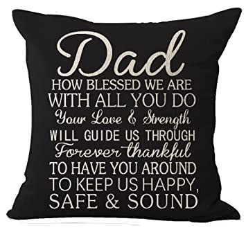 Amazoncom Andreannie Best Gifts For Father Dad How Blessed We Are
