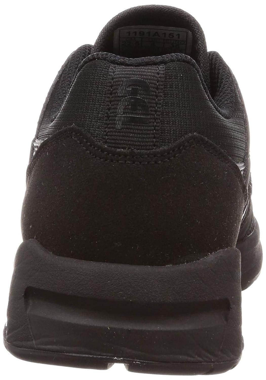 ASICS Herren Gelsaga Sou 1191a151-001 Sneaker Schwarz (Black 1191a151-001)