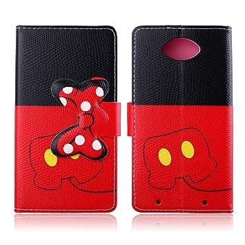 Dokpav® Motorola Moto Droid Turbo XT1254 Verizon Teléfono Celular Cuero Funda, Ultra Delgada Fina