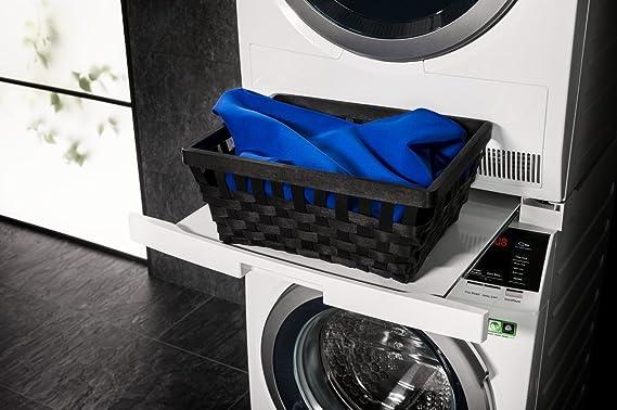 Zwischenbaurahmen waschmaschine trockner aeg electrolux