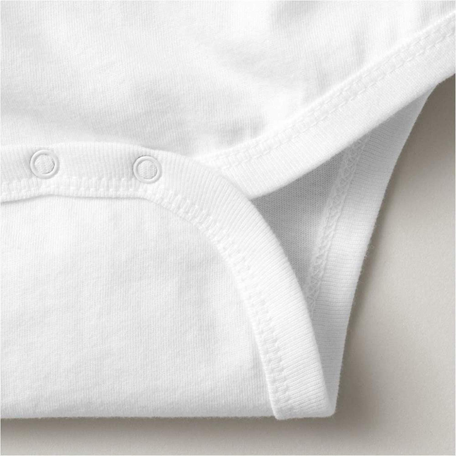 I Just Did 9 Months On The Inside Baby Cotton Sleeveless Bodysuits White