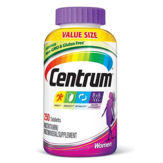 Product thumbnail for Centrum Women Multivitamin
