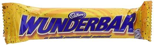 Cadbury Wunderbar Riegel 12er Pack 12 X 49 G Amazonde