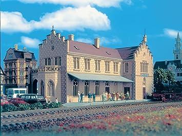 Vollmer Estación ferroviaria de modelismo ferroviario H0 ...
