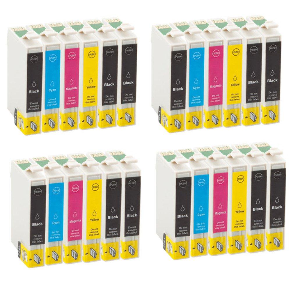 Win de tintas 24 T1281 - T1284 compatibles cartuchos de tinta de ...