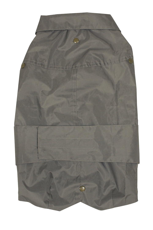 Grey 60 cm Grey 60 cm CROCI Montreal Rainproof Coat, 60 cm, Grey
