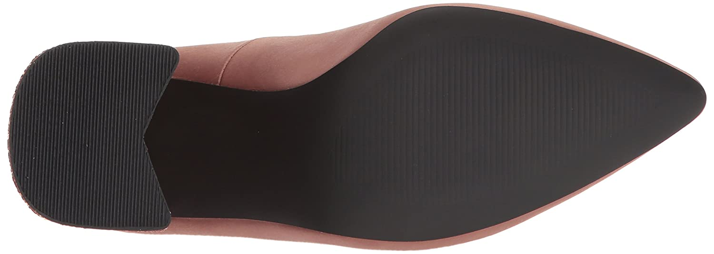 Shellys London Women's Hester Pump B073X8VYNN 37 M EU (6.5 US) Dark Nude