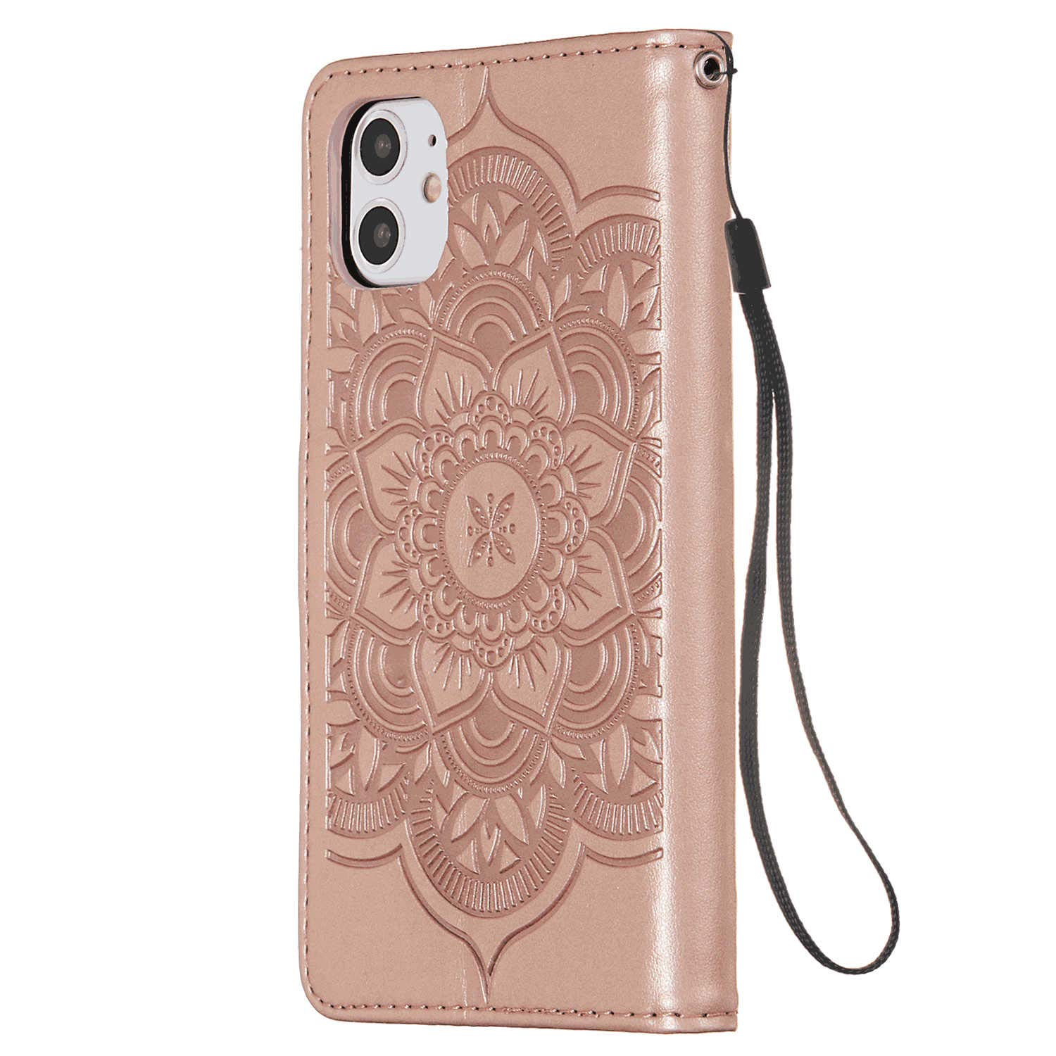 Green Wallet Case for iPhone 11 Pro Max Leather Cover Compatible with iPhone 11 Pro Max