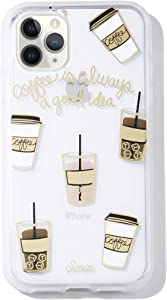 Sonix Coffee Case for iPhone 11 Pro Max [10ft Drop Tested] Protective Clear Series for Apple iPhone Xs Max, iPhone 11 Pro Max