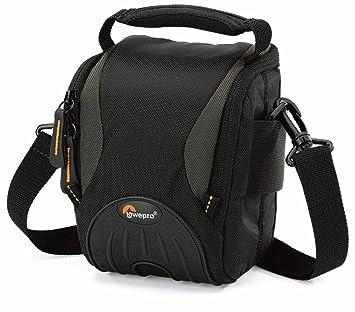 Lowepro Apex 100 AW - Bolsa con Compartimentos para cámaras, Negro