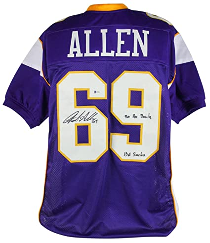 Vikings Jared Allen quot 5x Pro Bowls d822330d9