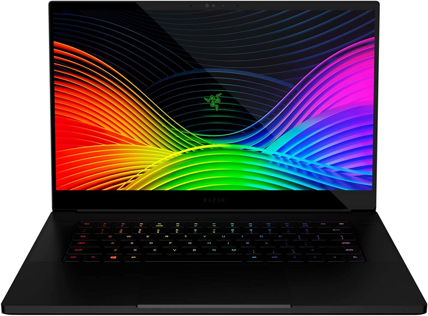 Razer Blade 15 Gaming Laptop 2019: Intel Core i7-9750H 6 Core, NVIDIA GeForce RTX 2080 Max-Q, 15.6