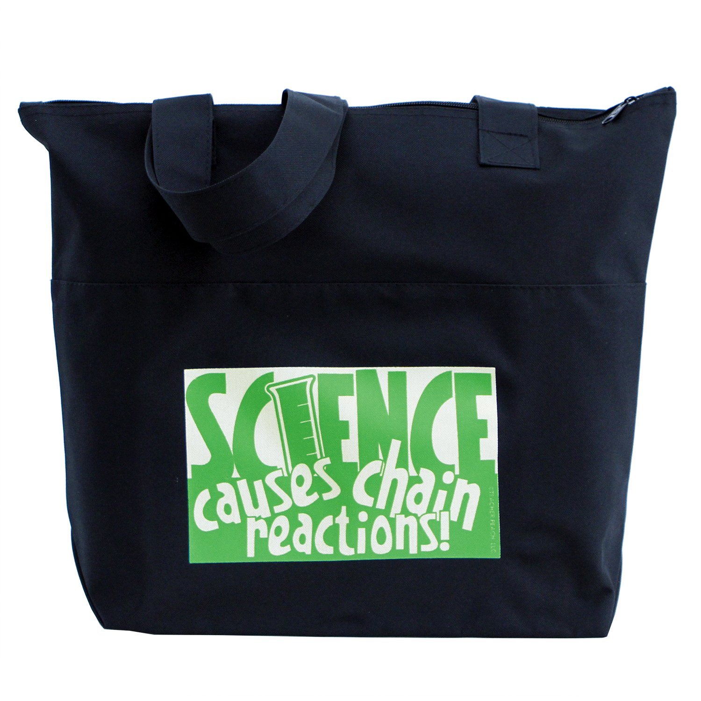 70de039b929 Teacher Peach History Teacher Tote Bag - Large Shoulder Bag with Zipper  Closure - Best for Teacher Appreciation, Retirement, or New School Teacher  Gifts for ...