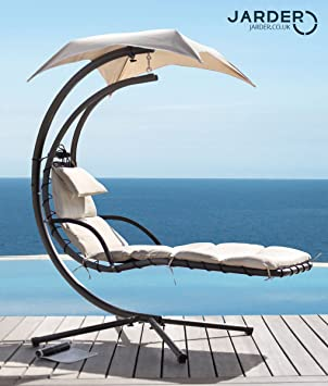 helicopter garden lounger decking chair dream swing seat amazon co
