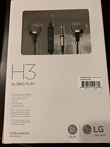 Bang & Olufsen Beoplay H3 In-Ear Headphones - Natural