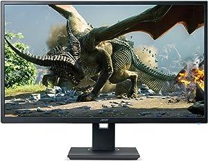 "Acer ET322QK wmiipx 31.5"" Ultra HD 4K2K (3840 x 2160) VA Monitor with AMD FREESYNC Technology (Display Port 1.2 & 2 - HDMI 2.0 Ports),Black"