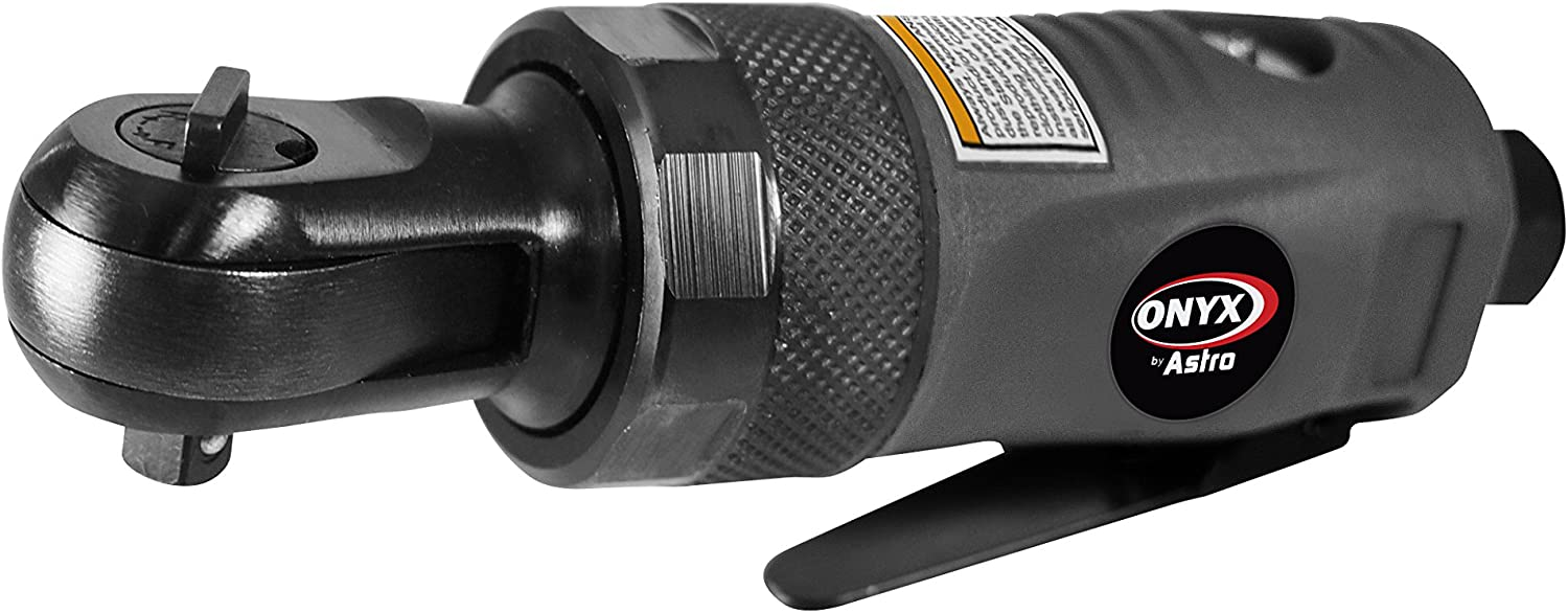 Astro Pneumatic Tool 1119A ONYX 3 8 Drive Mini Wobble Air Ratchet