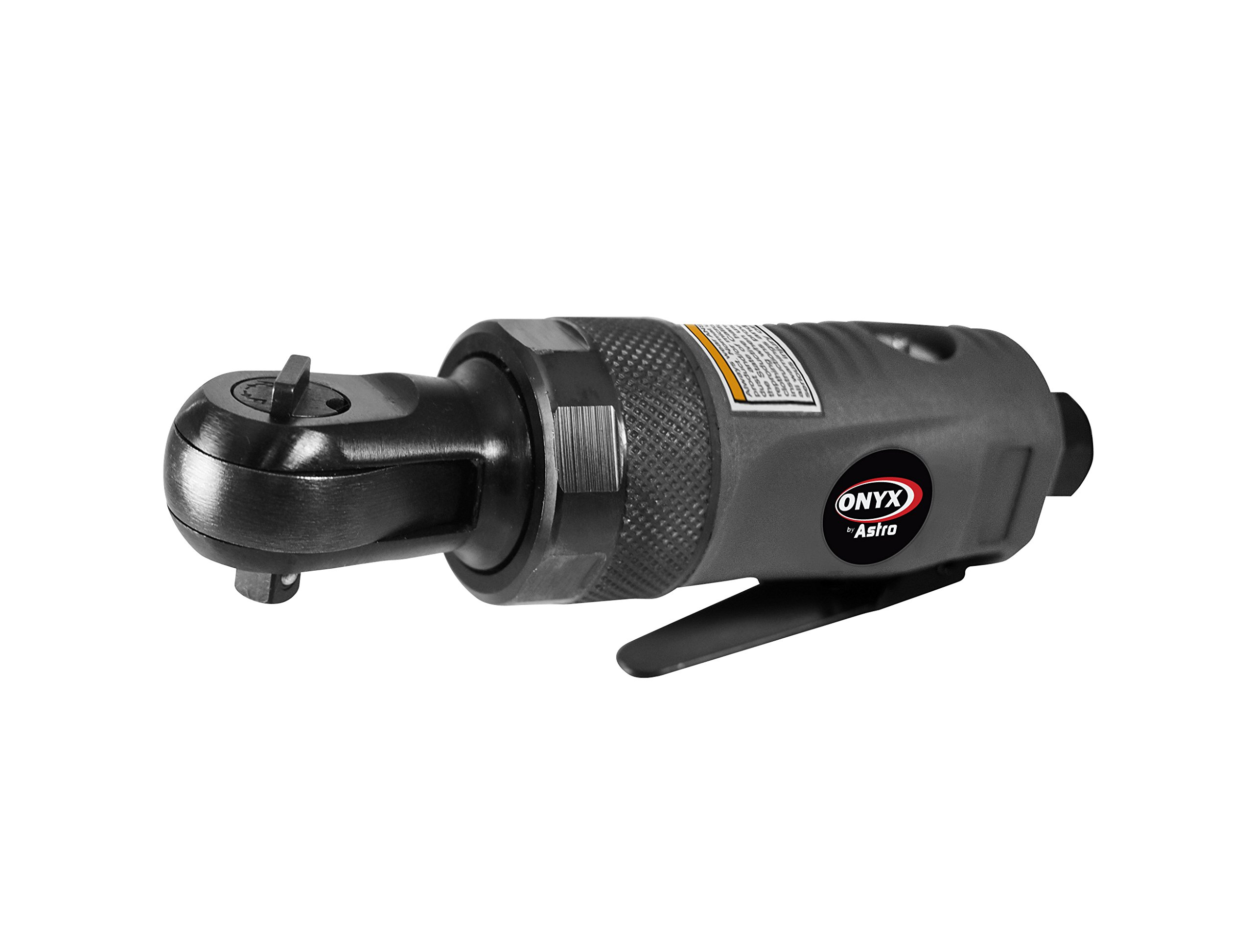 Astro Pneumatic Tool 1119A ONYX 3/8'' Drive Mini Wobble Air Ratchet