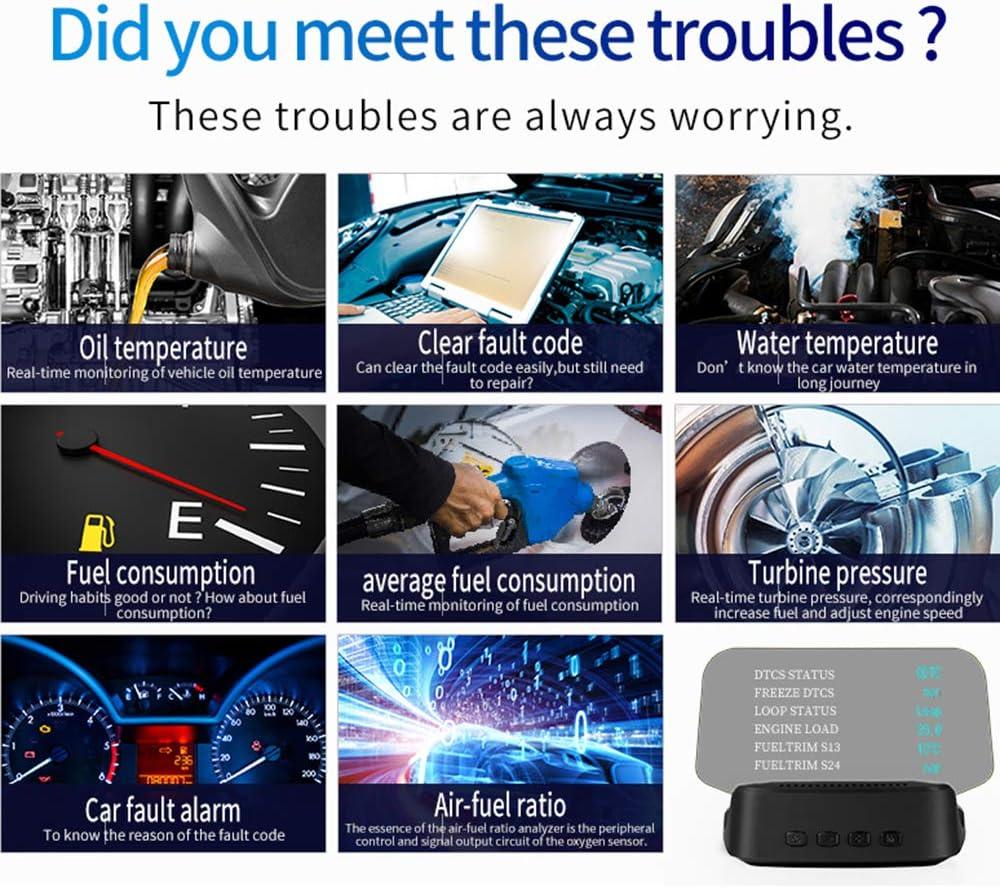Electronics Car Electronics Car HUD Display High Definition ...