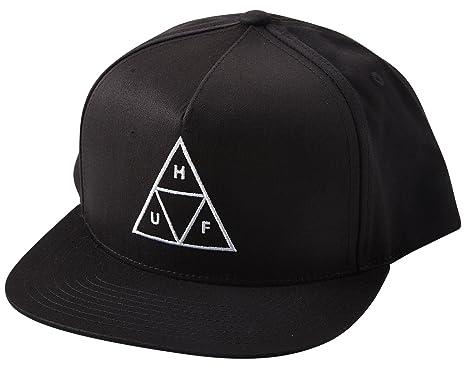 amazon huf ハフ キャップ triple triangle snapback メンズ htbsc0084