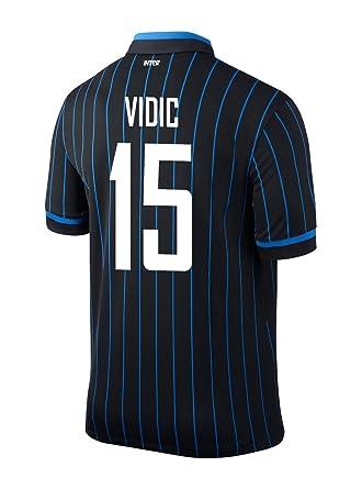 VIDIC #15 Inter Milan Home 2014//2015
