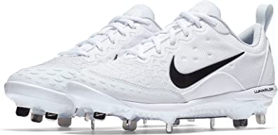 8708fa21 Image Unavailable. Image not available for. Color: Women's Nike Lunar  Hyperdiamond 2 Pro Softball Cleat