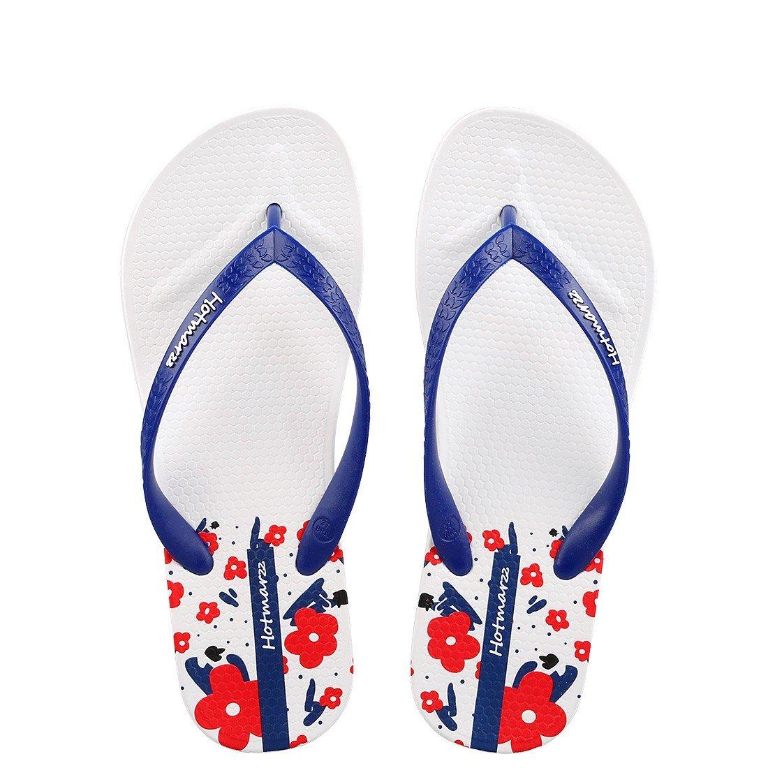 033380974abc Hotmarzz Women s Platform Flip Flops Summer Wedge Sandals Beach Slippers   Amazon.ca  Shoes   Handbags