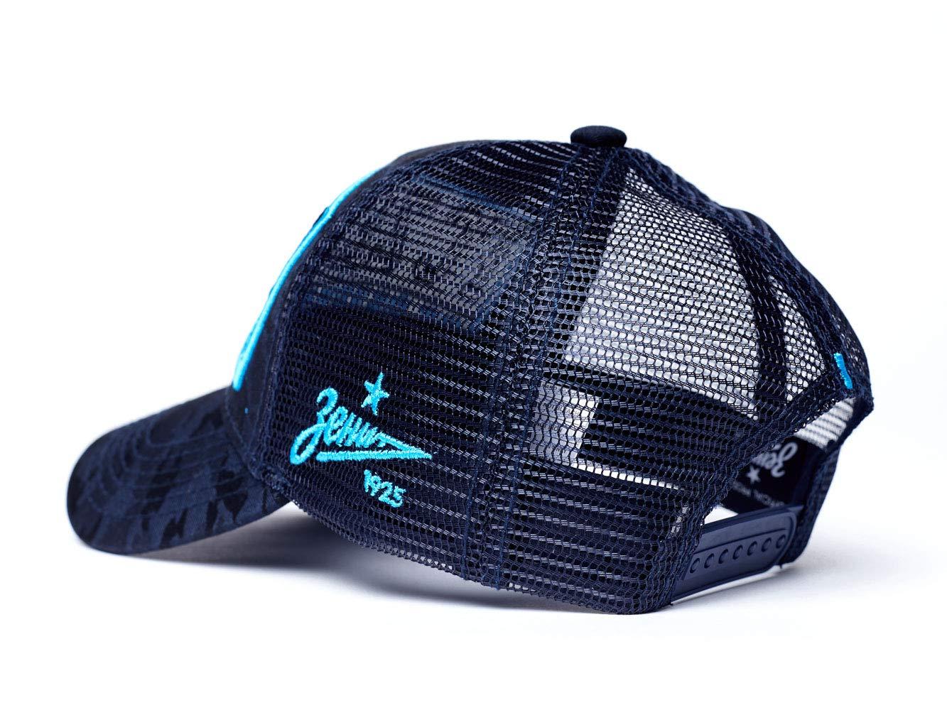 a713f0eb8 Amazon.com : Atributika & Club FC Zenit St. Petersburg Trucker hat ...