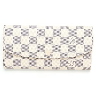 competitive price 191af 467a4 Amazon | (ルイヴィトン) LOUIS VUITTON 長財布 ダミエ ...