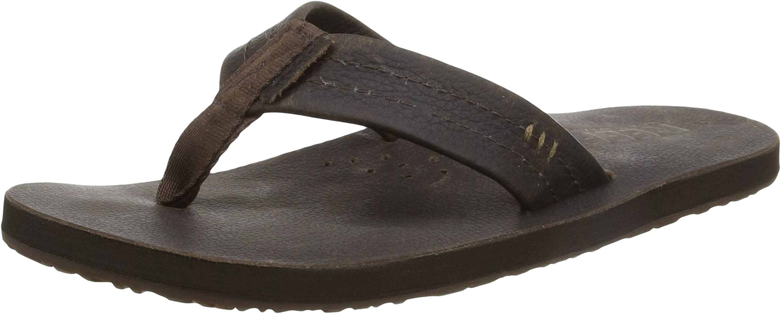 0876ed6bd4e47 Reef Men's Draftsmen Flip Flops, Brown (Chocolate), 4 UK 36 EU ...