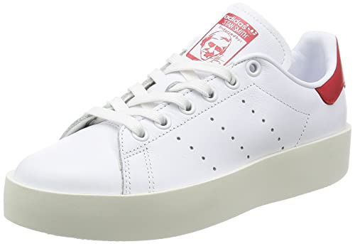 scarpe adidas stan smith rosse