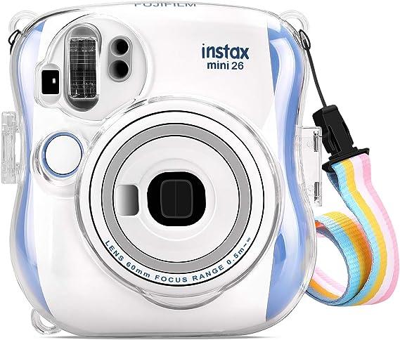 Fintie - Funda Protectora para cámara Fujifilm Instax Mini 25/26 ...
