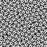9-Feet wide by 9-Feet high. Prepasted wallpaper high quality mural from a photo of: Soccer Balls. Our murals are easy to hang remove and reuse (hang again) If you watch and do as in our video