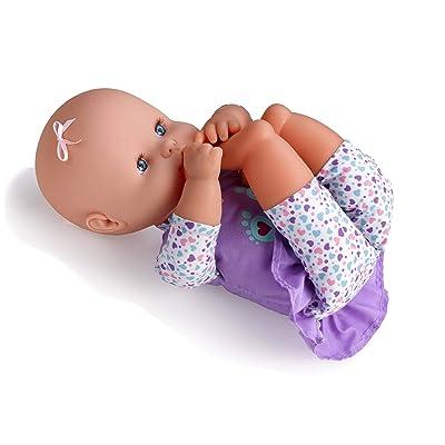 Nenuco de Famosa Posturitas, muñeca bebé para niñas y niños a partir de 1 año (Famosa 700014776): Juguetes y juegos