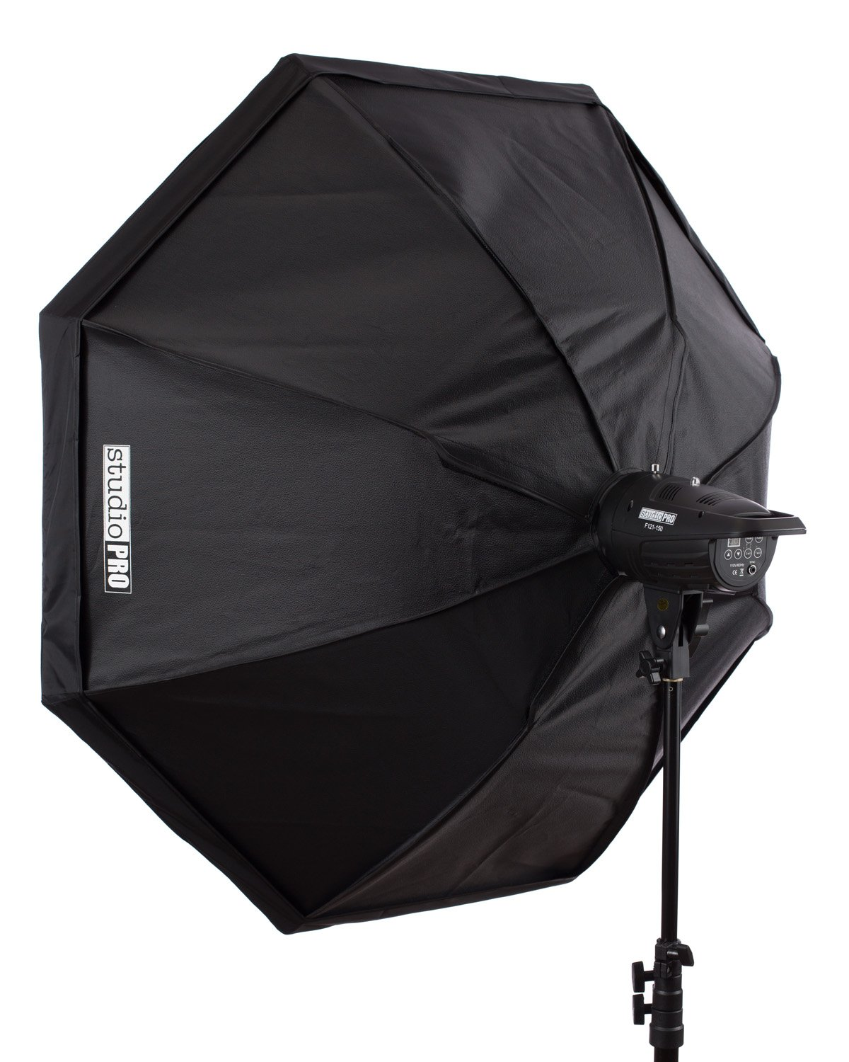 StudioPRO 68 Inch Octagon Softbox Photography Light Diffuser & Modifier with Bowens Speedring Mount For Monolight Photo Studio Strobe Lighting by Fovitec (Image #5)