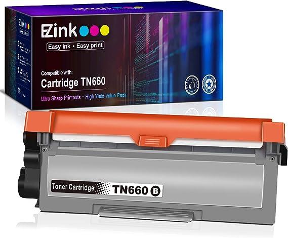 10 PACK HY TN660 Toner Cartridge Lots For Brother TN630 MFC-L2700DW MFC-L2720DW