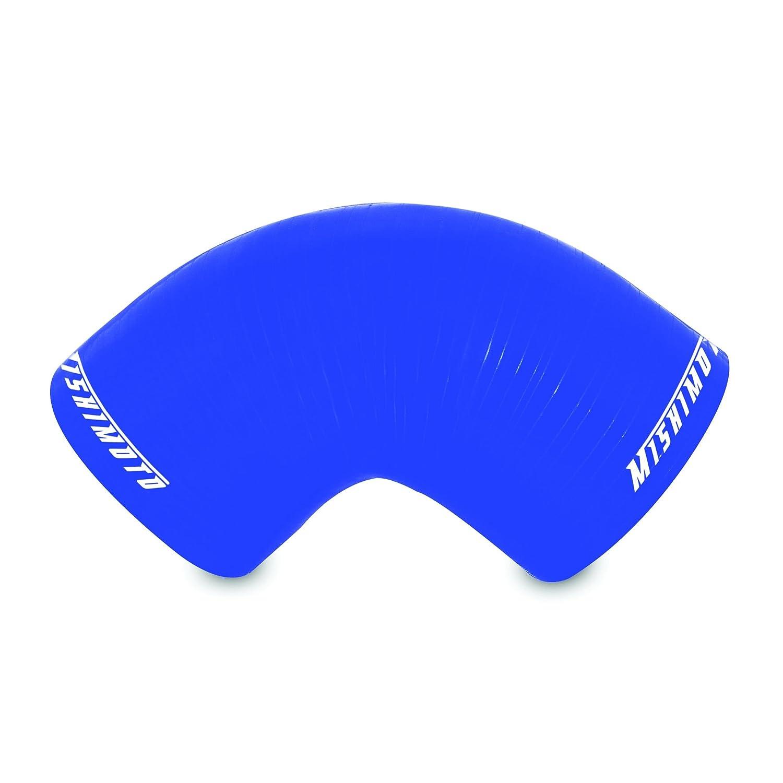 Mishimoto MMCP-2590BL Blue 2.5 90 Degree Coupler