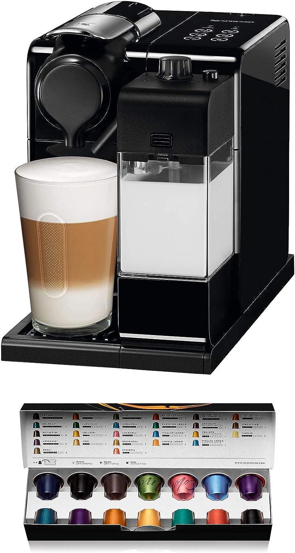 Nespresso Lattissima Touch Black By Delonghi