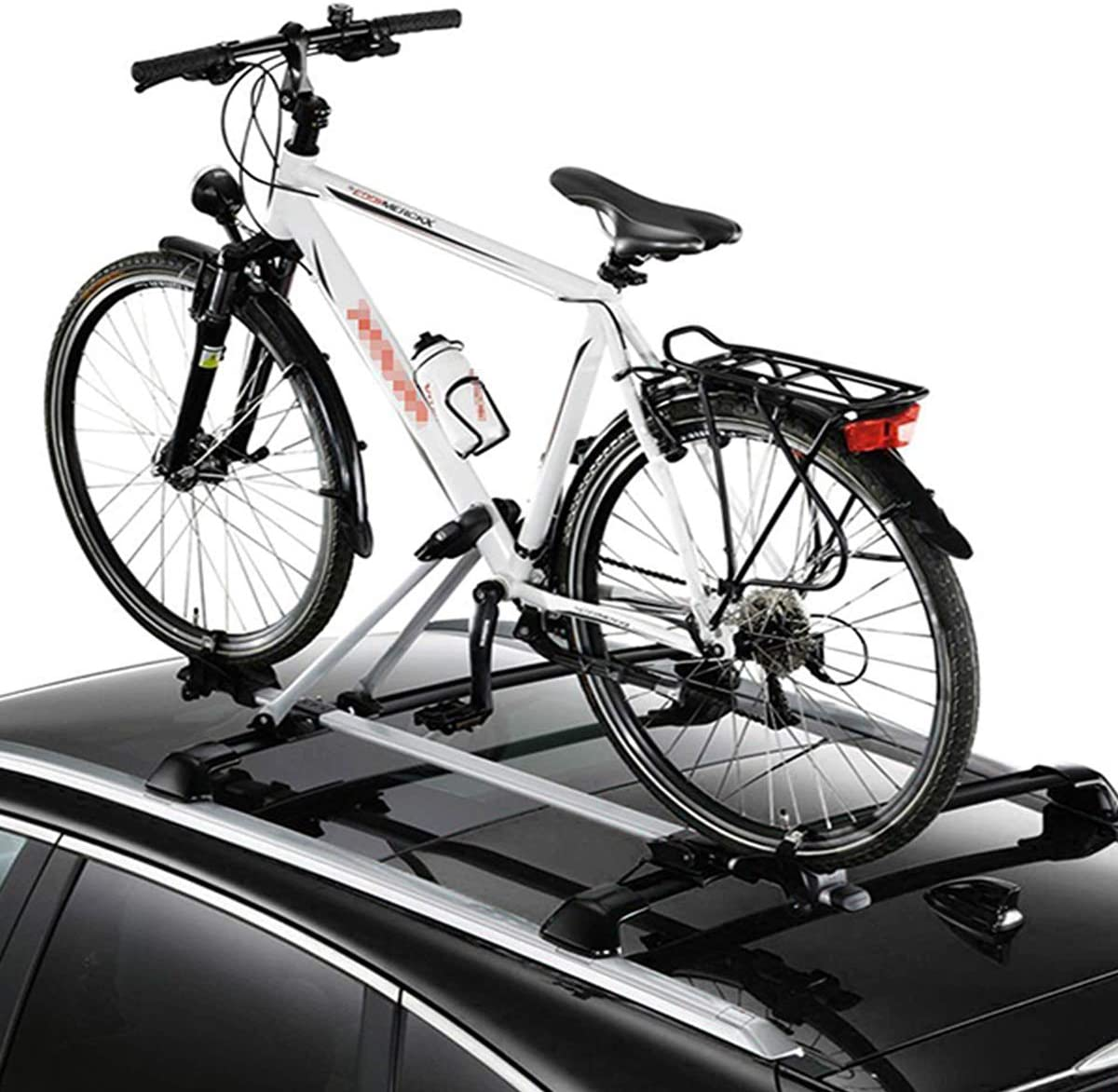 WOLTU 2X Portabicicletas de Techo Soporte para Bicicletas ...