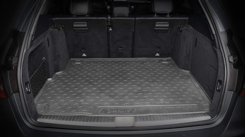 Just Carpets Tapis de Coffre sur Mesure pour Votre Clubman F54 Qualit/é: Caoutchouc 4 Pieces Ann/ée de Fabrication: 2015-09//2019