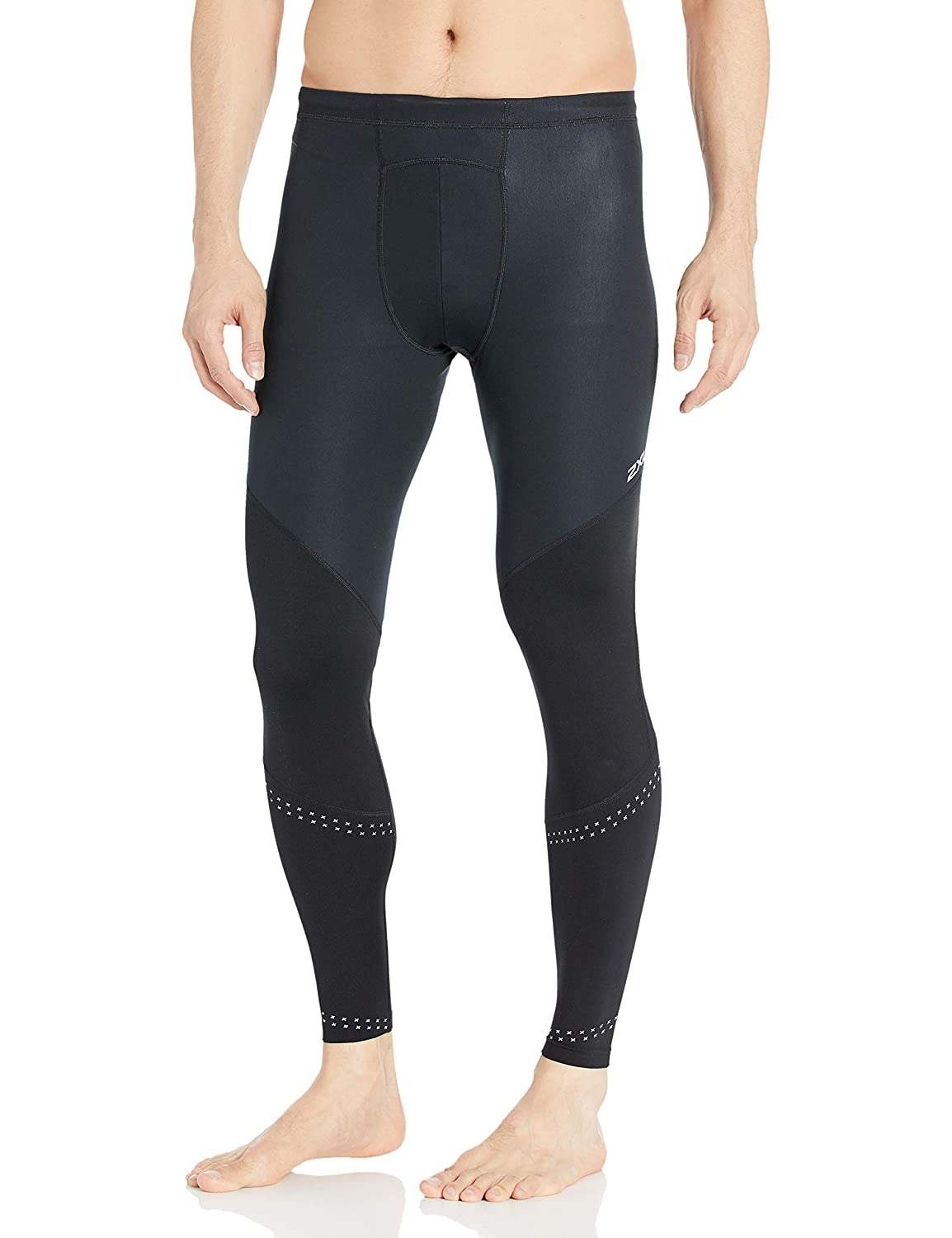 Image of 2XU Wind Defense Compression Tights Compression Pants & Tights